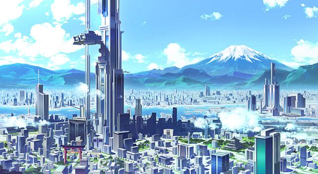 大帝國 日本帝國 日本首都